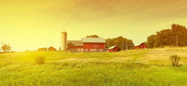 Symbolbild Bauernhof © Bildagentur PantherMedia maxym