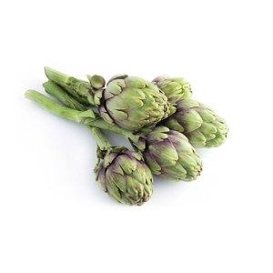 βιολογικά λαχανικά - αγκινάρες