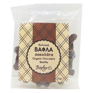 Βιολογικά αρτοσκευάσματα - Βάφλες - Μπισκότα