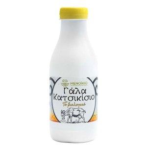 Βιολογικά γαλακτομικά - Κατσικίσιο γάλα