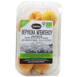 Βιολογικά φρούτα - Βερίκοκα μπεμπεκου