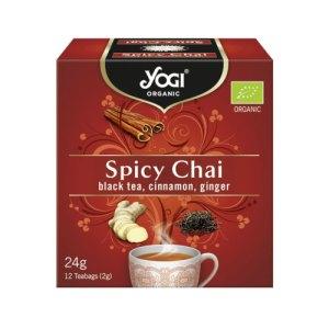 Βιολογικό τσάι - Yogi
