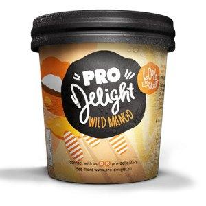 παγωτό wild mango pro delight