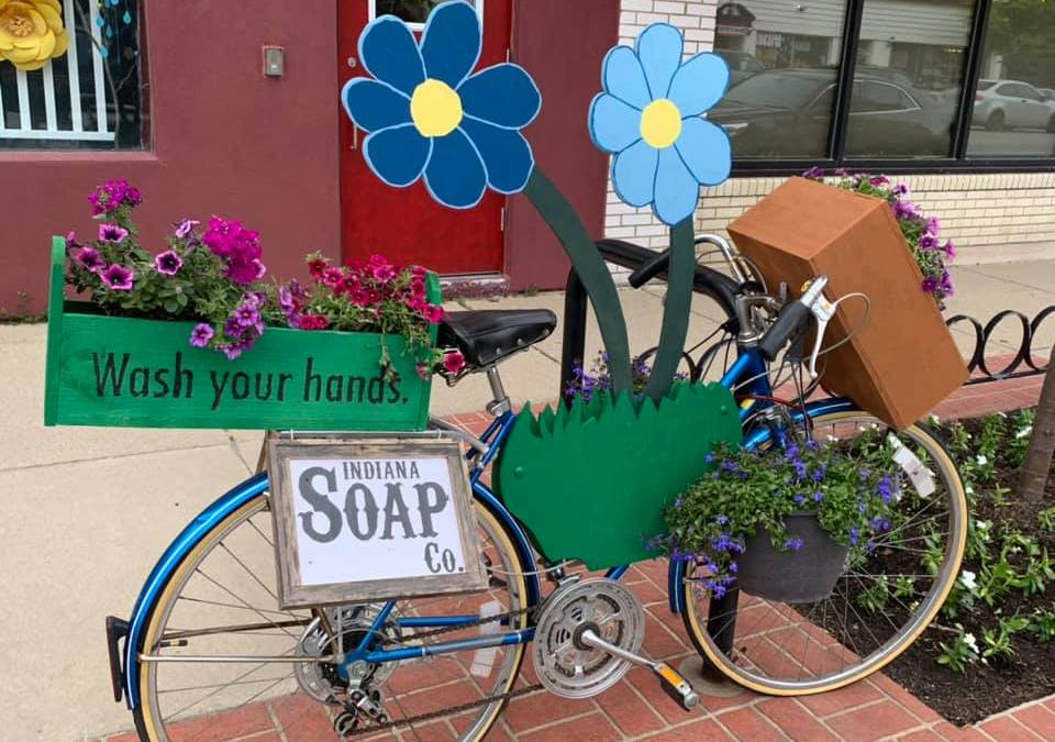 Behind the Blooms: Indiana Soap Company