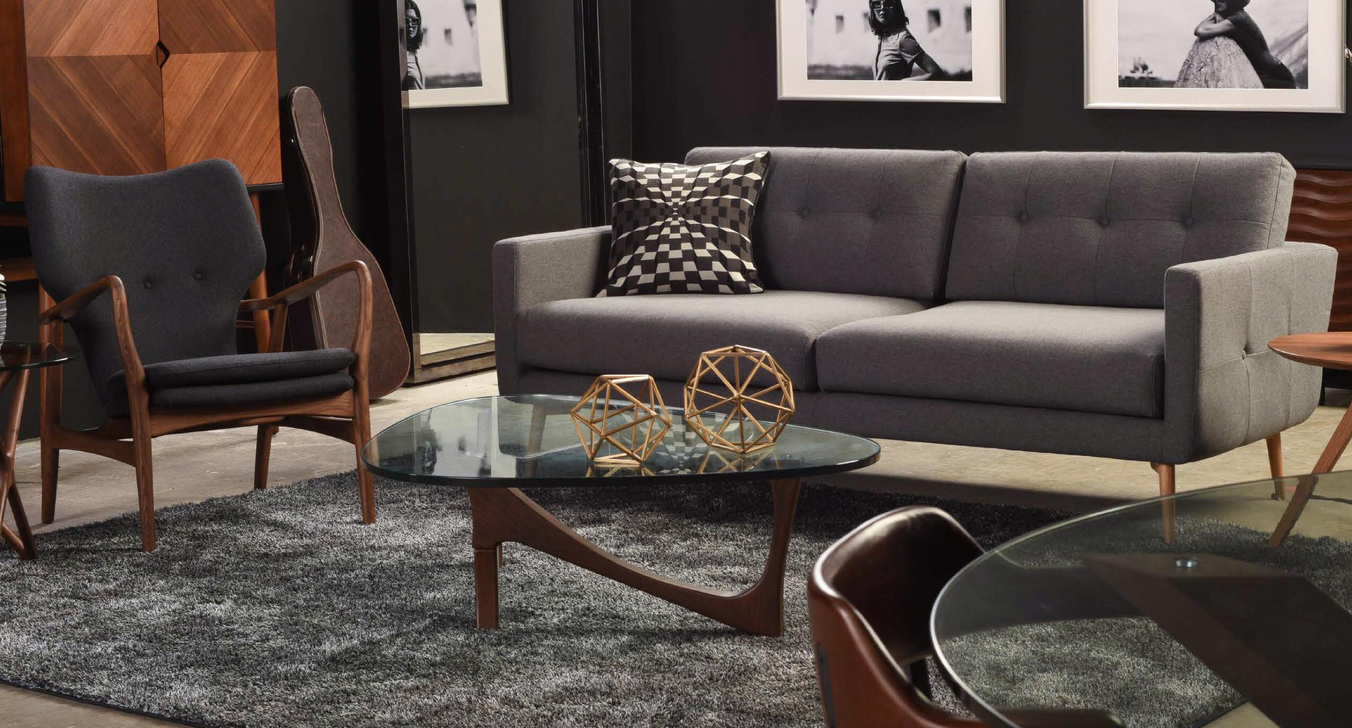 MidCentury Modern  Green Front Furniture