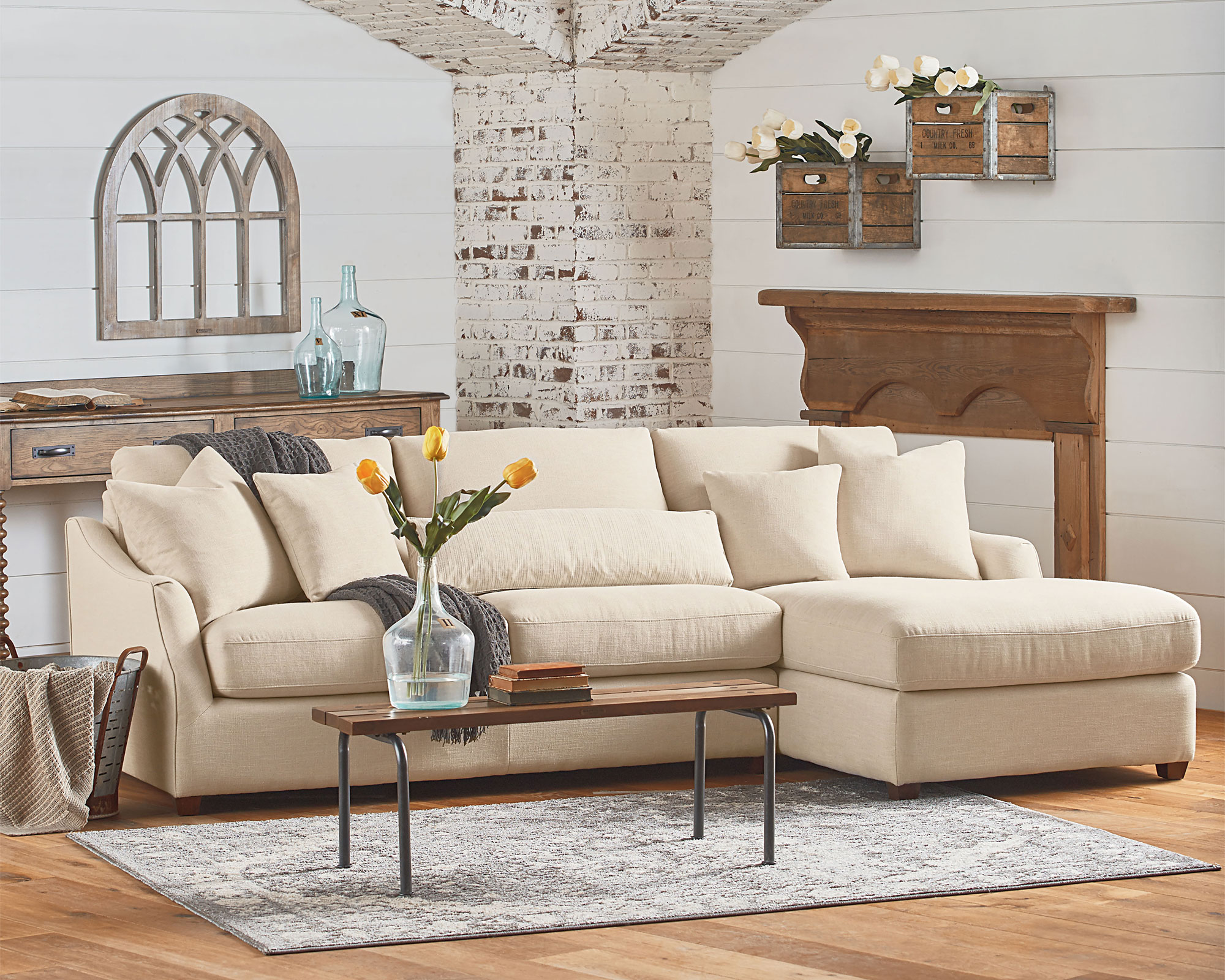 greenfront furniture sofas walmart leather sofa bed magnolia home green front