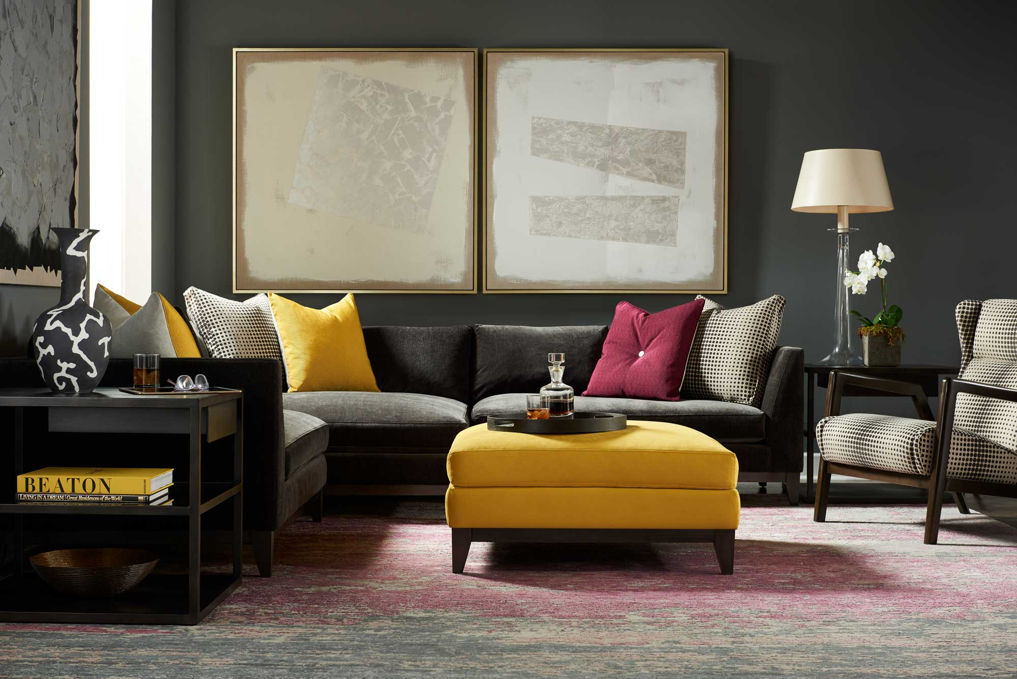 greenfront furniture sofas how to clean sofa cushions lillian august modern living green front
