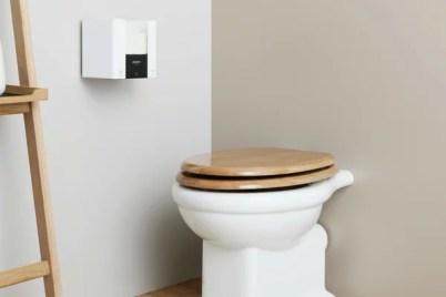 Der Roboter. (Foto: Josephs Toiletries)