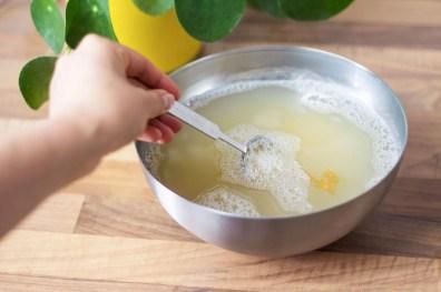 Seife ist ein gutes Putzmittel. (Foto: Schmidt Grewling GbR)
