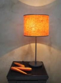 Lampenschirme aus Essensresten. (Foto: Ottan Studio)