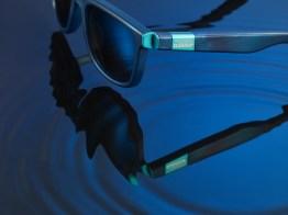 Sonnenbrille aus Ozeanmüll. (Foto: The Ocean Cleanup)