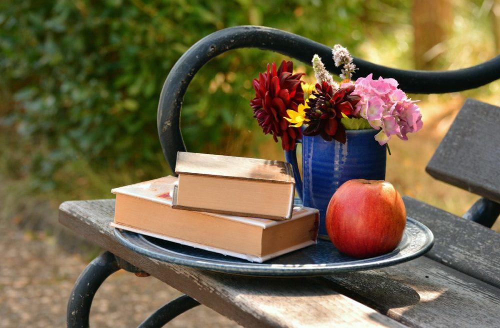 garden book giveaway