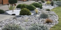 20 Rocking Landscaping Ideas with Rocks (Front Yard ...