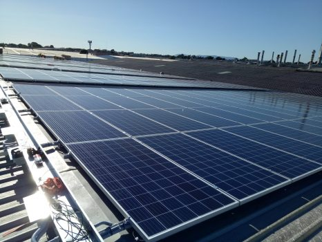 Armstrong Flooring - Solar PV System by The Green Guys Group