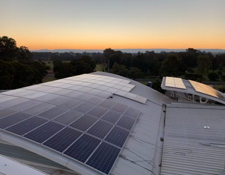 Hawkesbury Council Oasis Aquatic Centre Solar Power System by The Green Guys Group