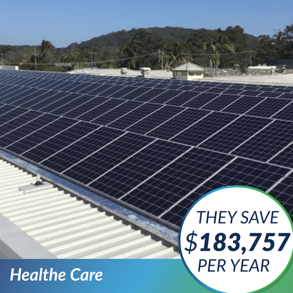 The Green Guys Group - Case Study - Healthe Care