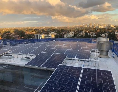 Regency Apartments Solar Power System and LED Lighting Upgrade by The Green Guys Group