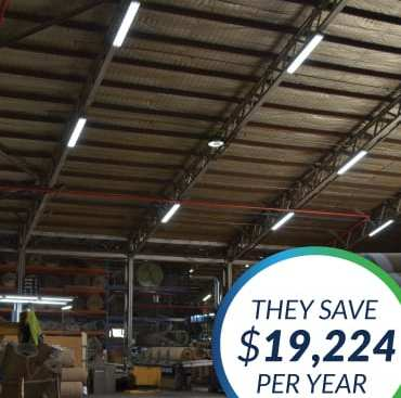 The Green Guys Group helping Tuftmaster save money with their LED Lighting upgrade