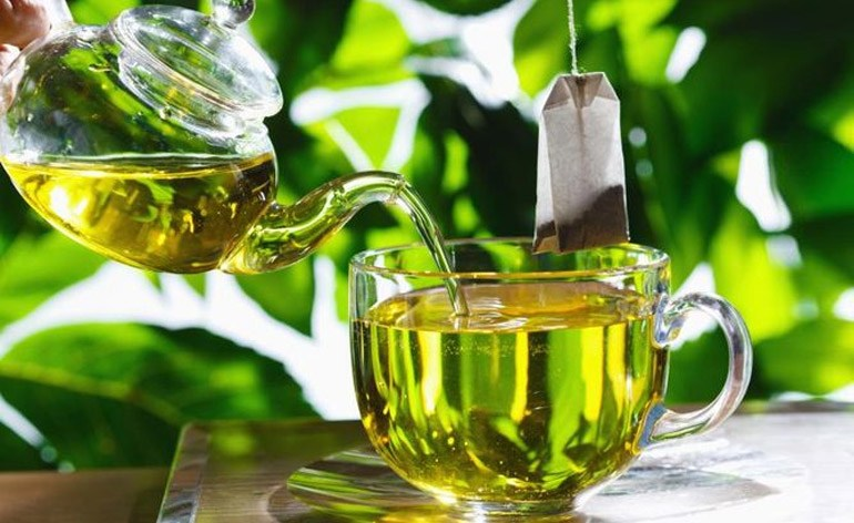Top 5 Benefits of Green Tea