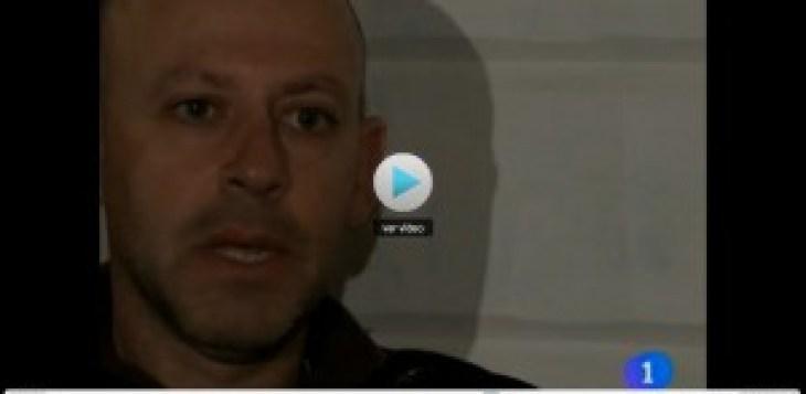 Baltasar Gallardo reportaje en Telenavarra