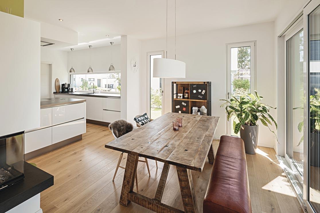 weberhaus traumhaus im norden von leipzig greenhome. Black Bedroom Furniture Sets. Home Design Ideas