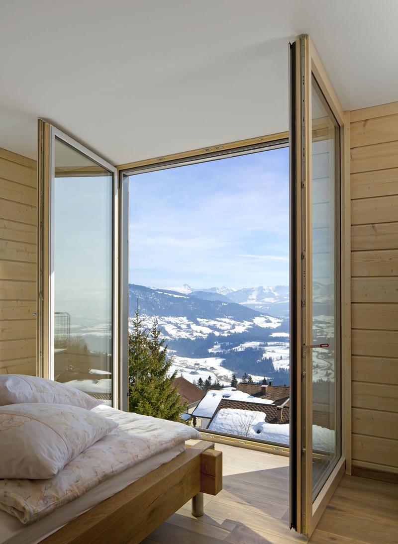 Polar Collection – moderne Fachwerkhäuser aus Holz | greenhome