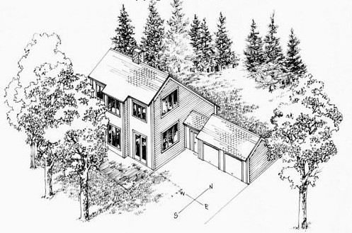 Green Home Building: Passive Heating and Cooling