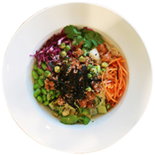 Greenhouse Asian Salads Menus