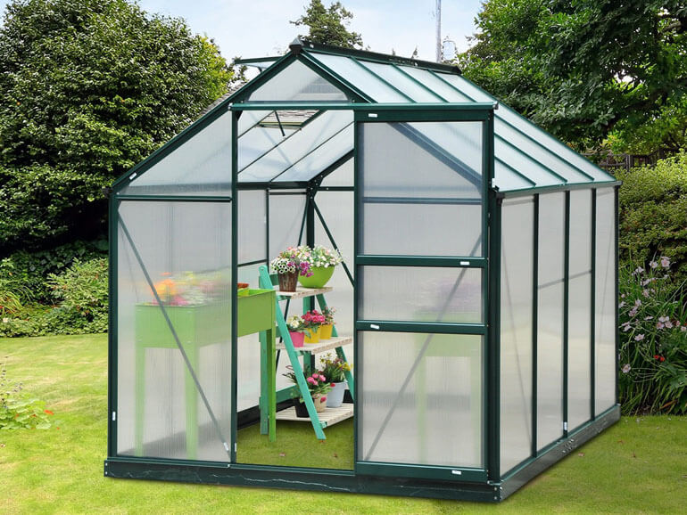 the best small greenhouse for every