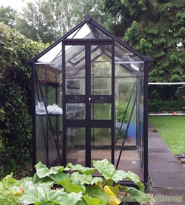 Eden Greenhouse 4x8 - Year of Clean Water