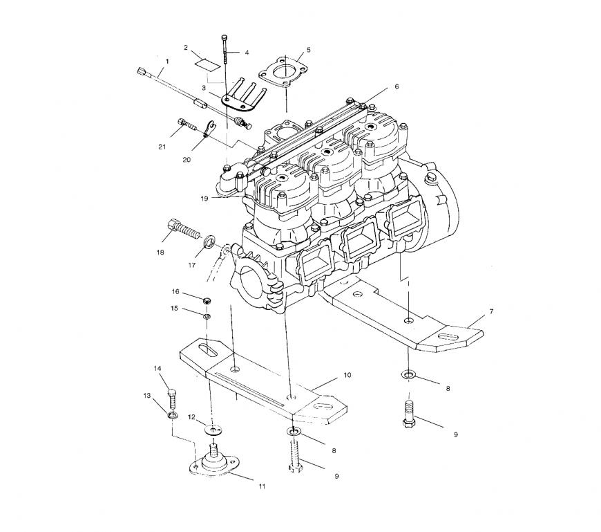 Polaris Genesis 1200 Service Manual
