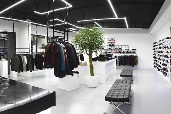 Retail Interior Design  Fitout  Dubai UAE