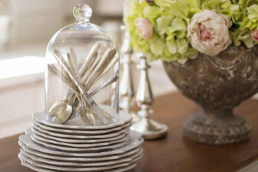 bridal shower checklist, arrange table