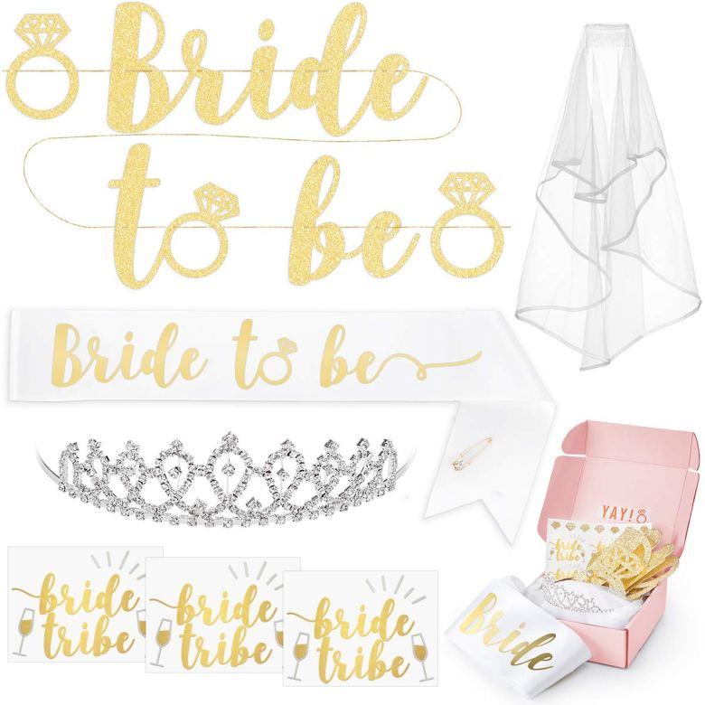 Bachelorette party decoration kit
