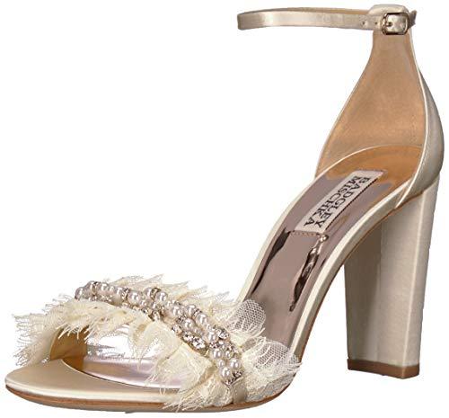 Badgley Mischka Women's Fleur Heeled Sandal