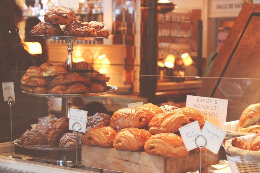 Bakery is a great small business ides for beginners