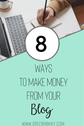 Best ways to make money blogging