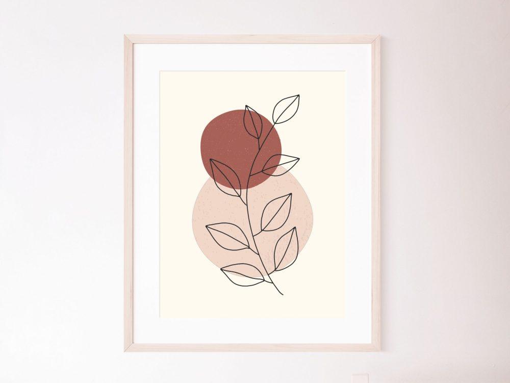 Botanical Boho Prints