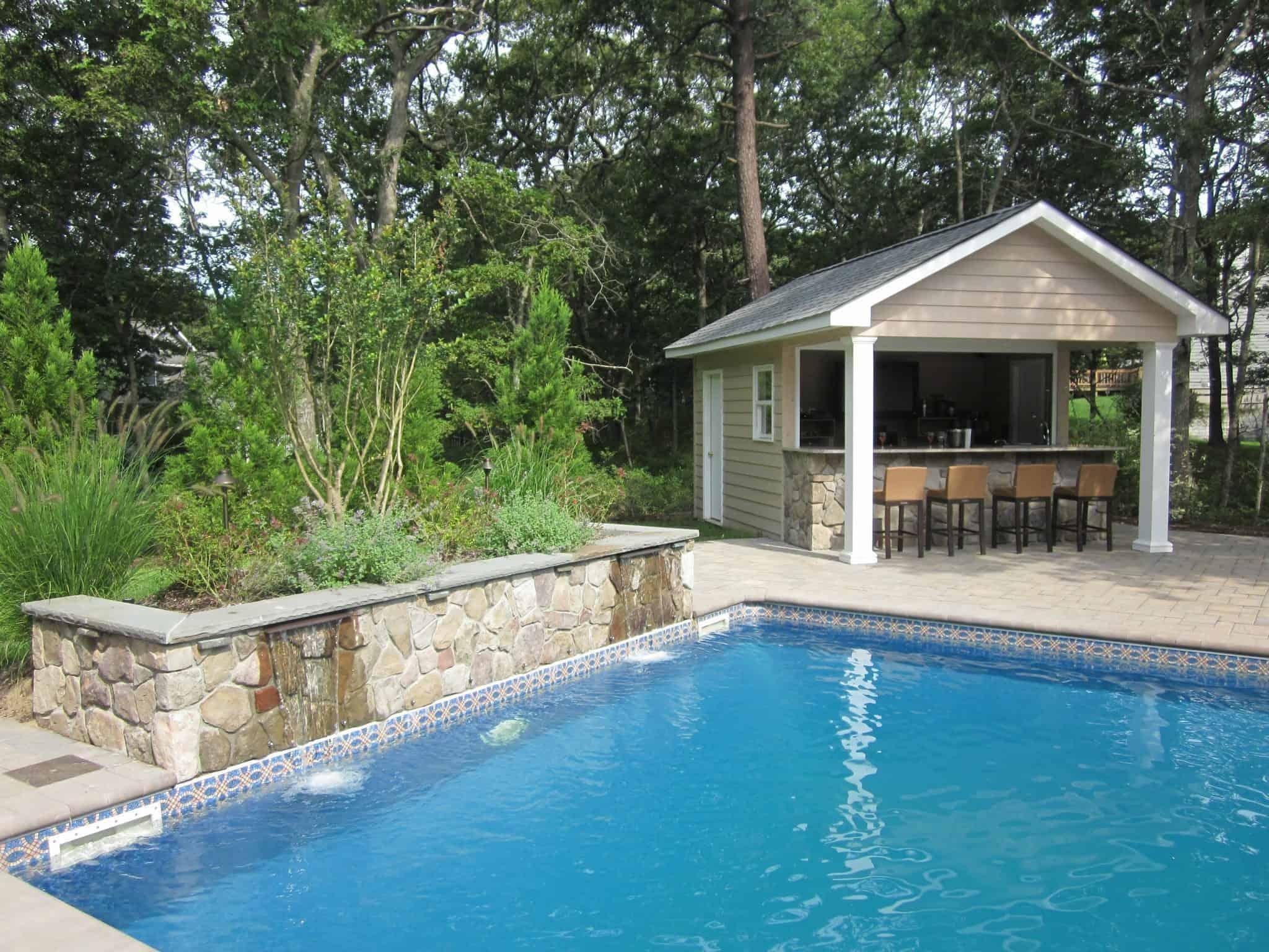 Long Island Pool Company  Green Island Design