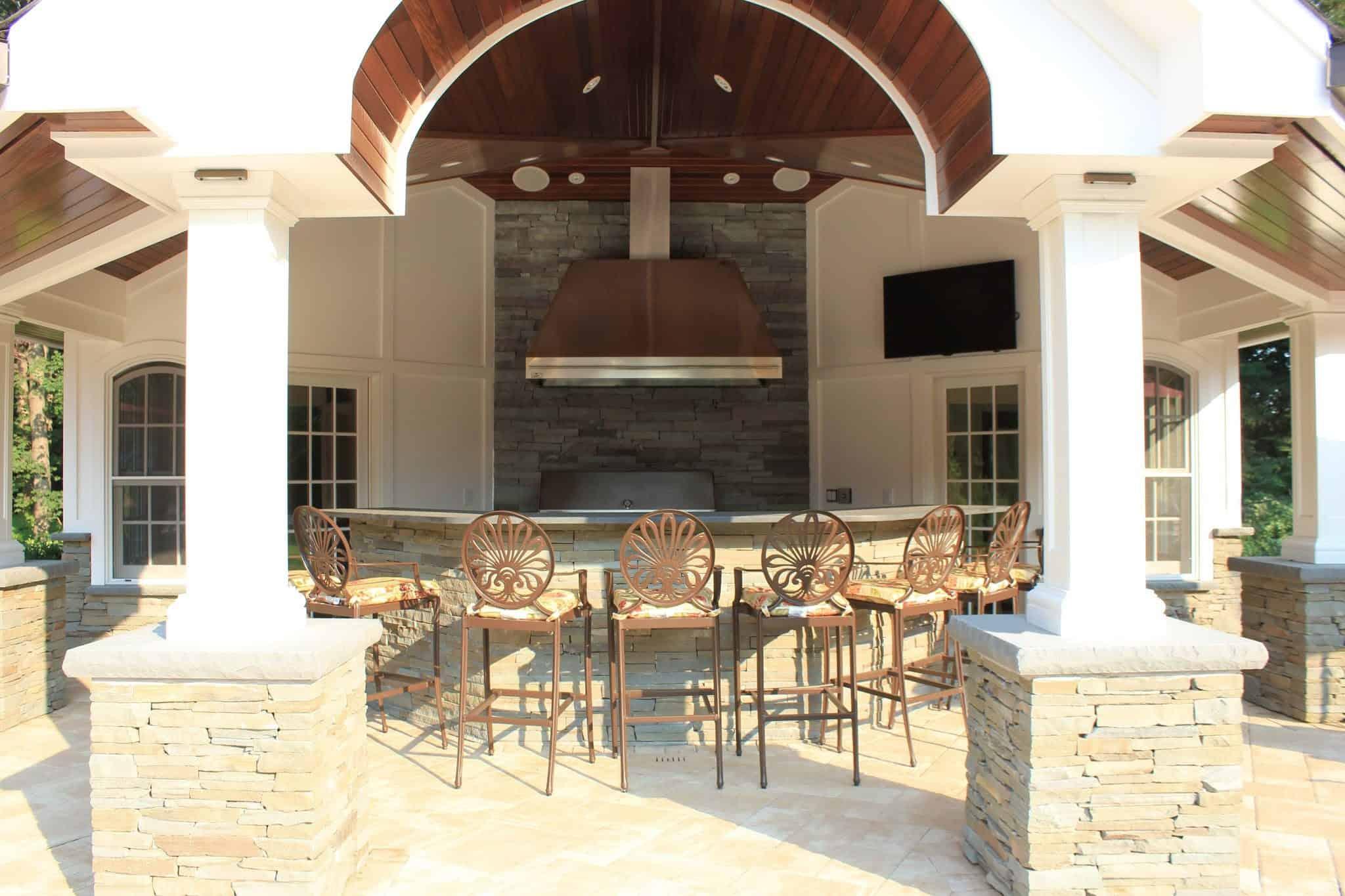 kitchen designers long island laminate countertops custom carpentry | cabanas & pool houses
