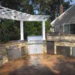 Photos Of Outdoor Kitchens And Bars Dash Kitchen Appliances Long Island