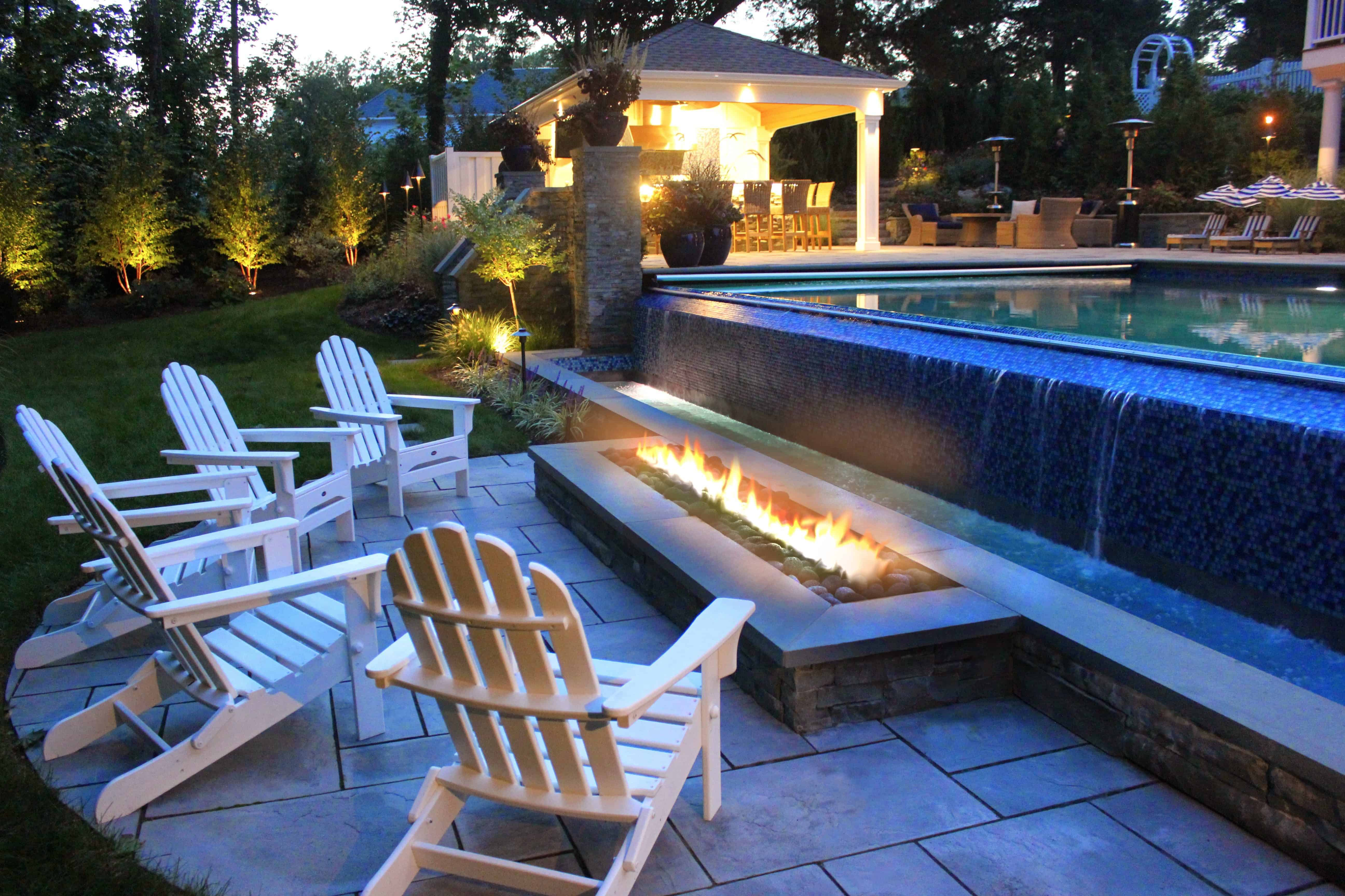 Fire Features Fire Pits Long Island