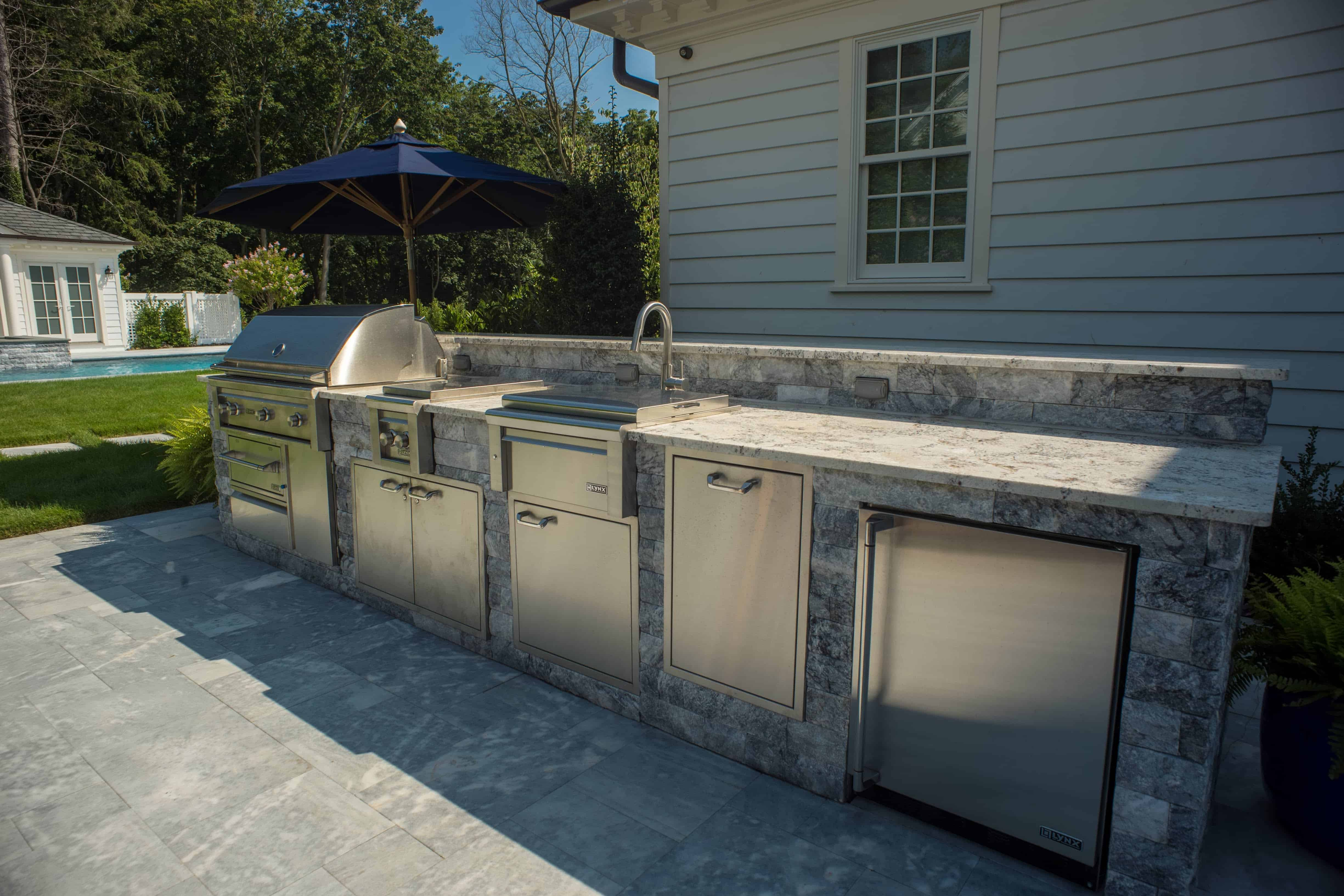 Outdoor Kitchens Amp Bars Outdoor Kitchens Long Island