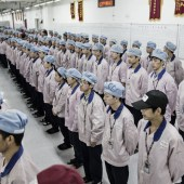 Foxconn - Pegatron - young students