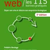 écoconception web : les 115 bonnes pratiques - Eyrolles - 3ème édition - couverture
