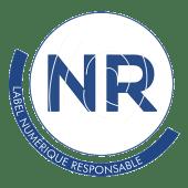 Logo - label numérique responsable