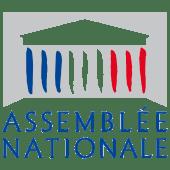 Logo Assemblée Nationale France transparent