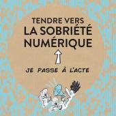 Tendre vers la sobriété numérique, Frédéric Bordage, Actes Sud, 2021, couverture