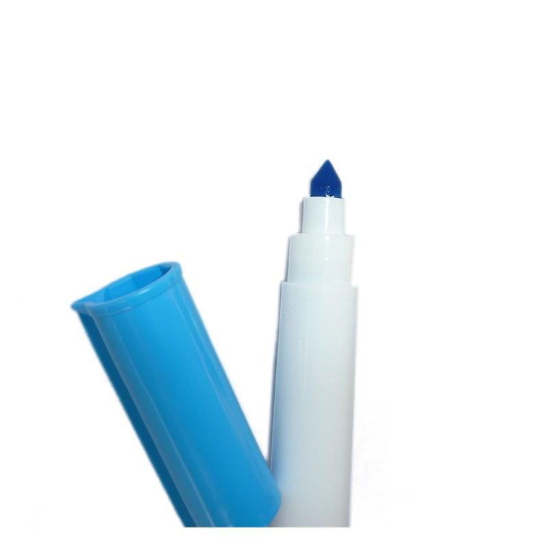 Viltstiften hervulbaar met water glutenvrij koNorm 10 kleuren