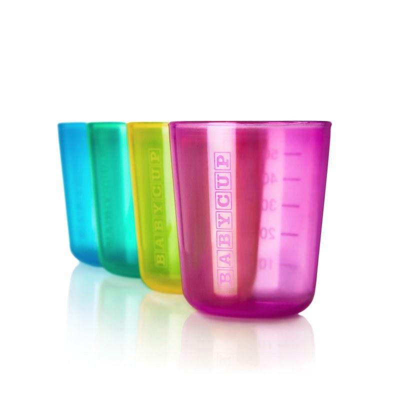 Babycup drinkbeker voor baby Babycup stimuleert